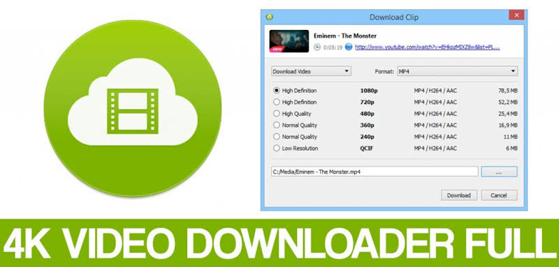 4k video downloader key