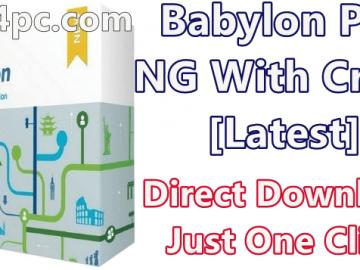 Download Babylon Online Translate Torrent