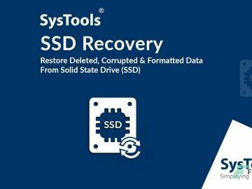 SysTools SSD Recovery Key